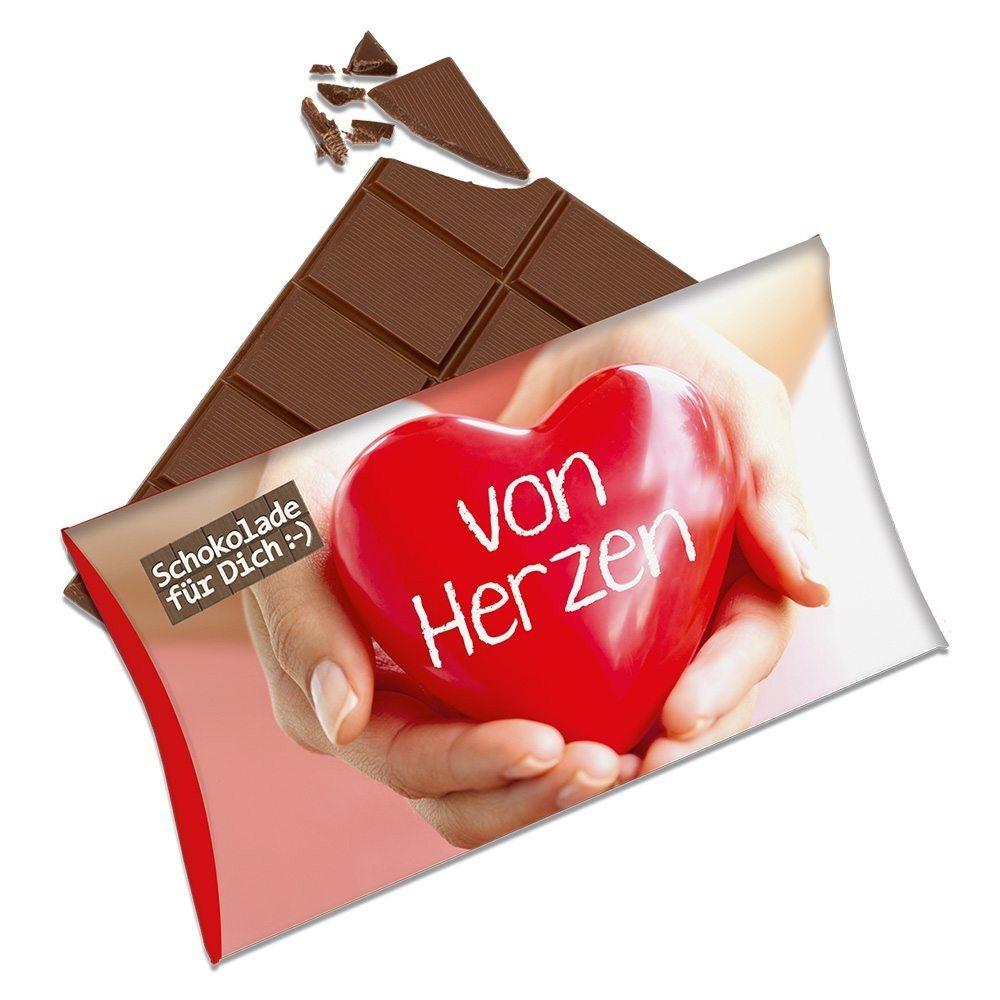 """Schokolade """"von Herzen"""""""