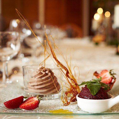 Schokoladen-Dinner de Luxe für zwei - Raum Karlsruhe