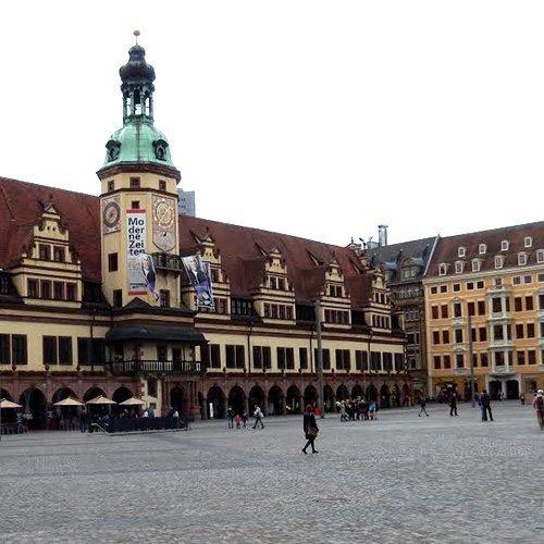 Segway City-Tour - Leipzig