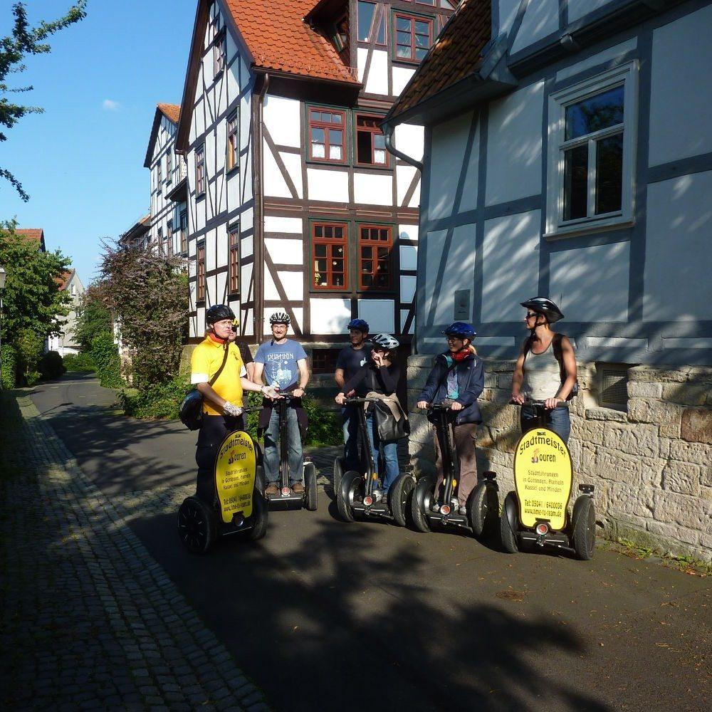 Segway-Citytour - Osterode