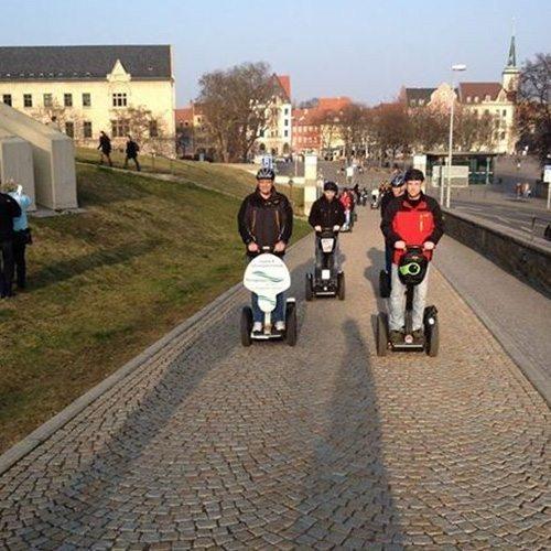 Segway Entdecker-Tour - Erfurt