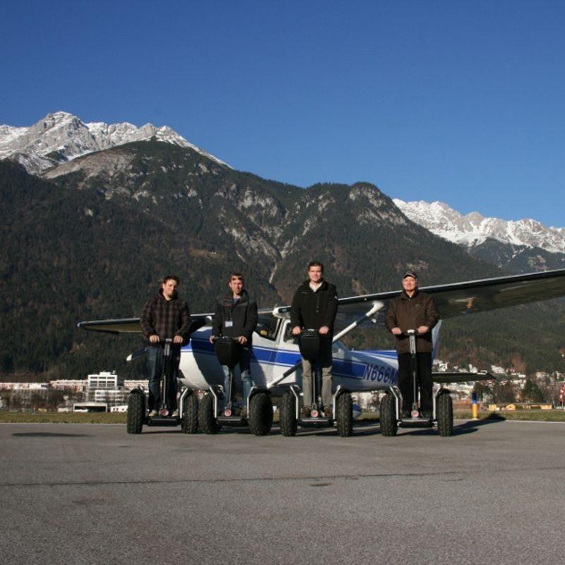 Segway fahren - Innsbruck