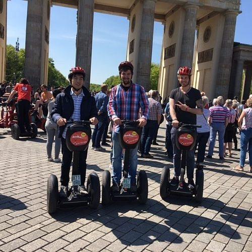 Segway mieten – Berlin