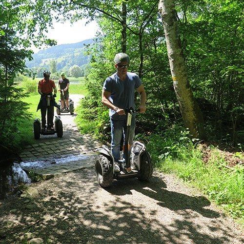 Segway-Offroadtour - Raum Oberallgäu