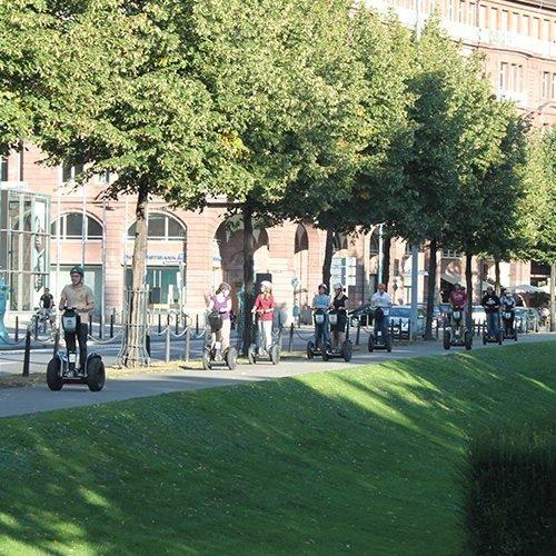 "Segway-Tour ""Am Rhein"" - Mannheim"