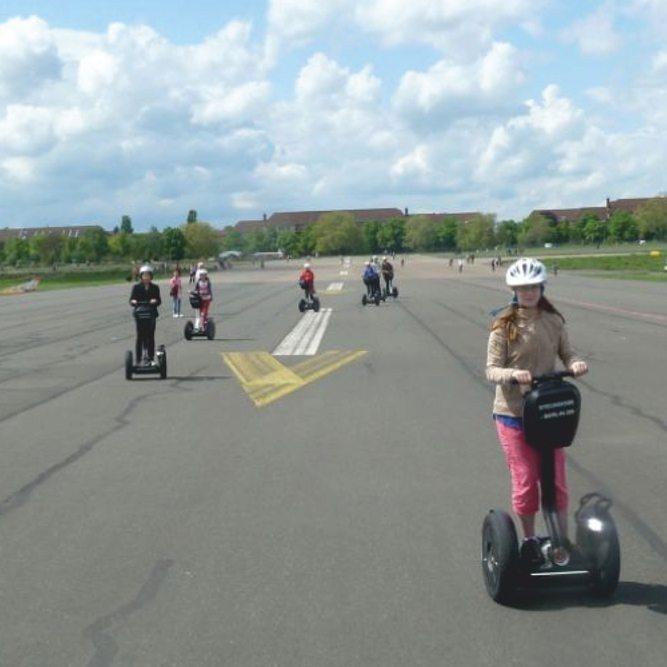 Segway-Tour auf dem Tempelhofer Feld - Berlin