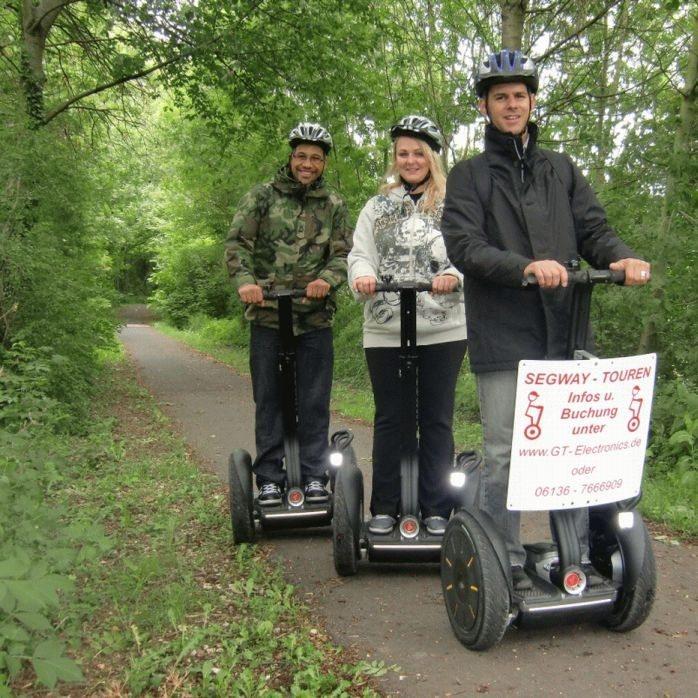 Segway-Tour durchs Selztal - Raum Mainz