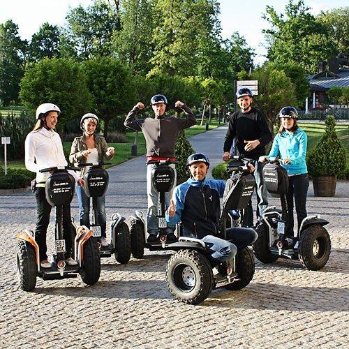 Segway Tour & Kletterpark - Bad Saarow