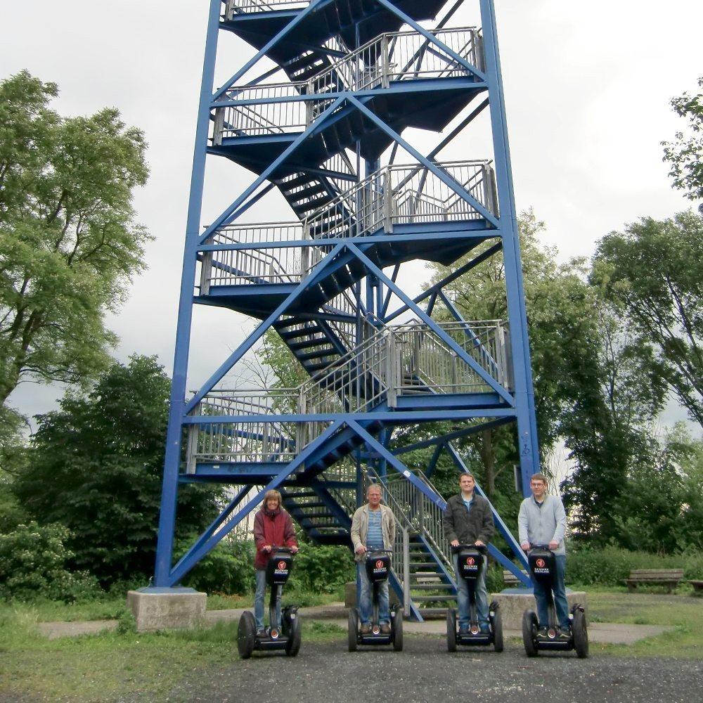 Segway-Tour Sechs-Seen-Platte - 2 Pers. exklusiv - Duisburg
