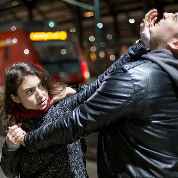 Selbstverteidigungskurs für Frauen – Wiesbaden