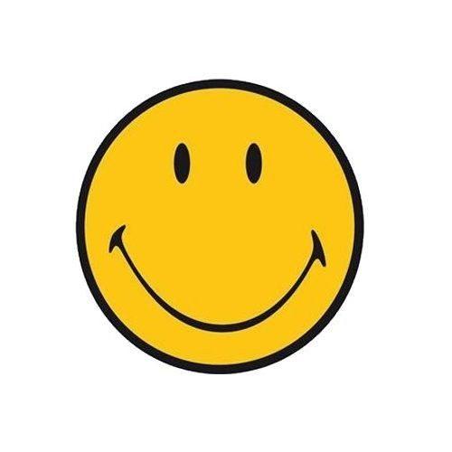 Smiley Untersetzer