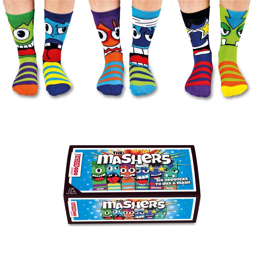 """Sockenset """"Monster"""""""