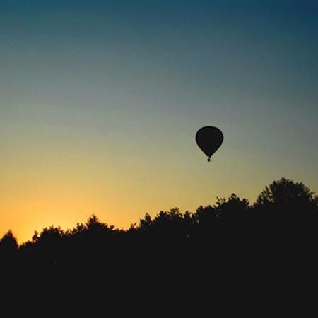 Sonnenaufgangsfahrt im Ballon - Raum Schwandorf