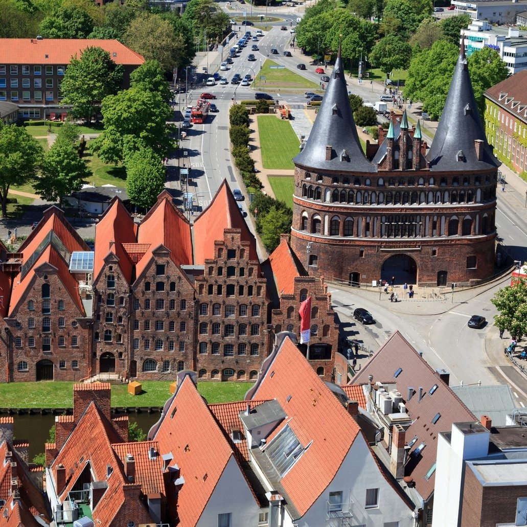 Stadtführung Gänge und Höfe Lübeck
