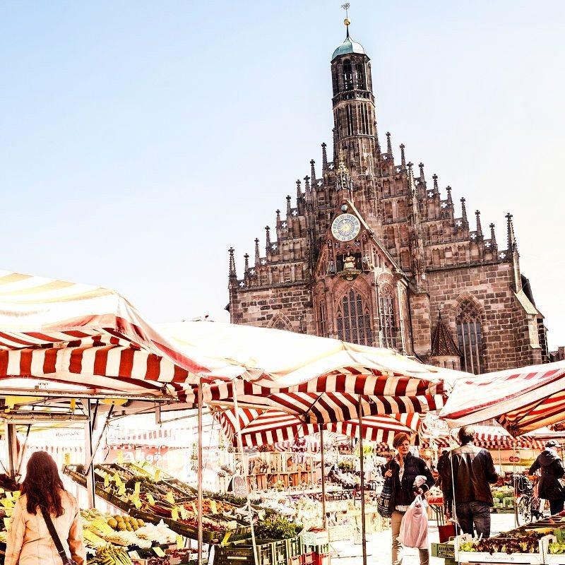 Stadtführung - Nürnberg