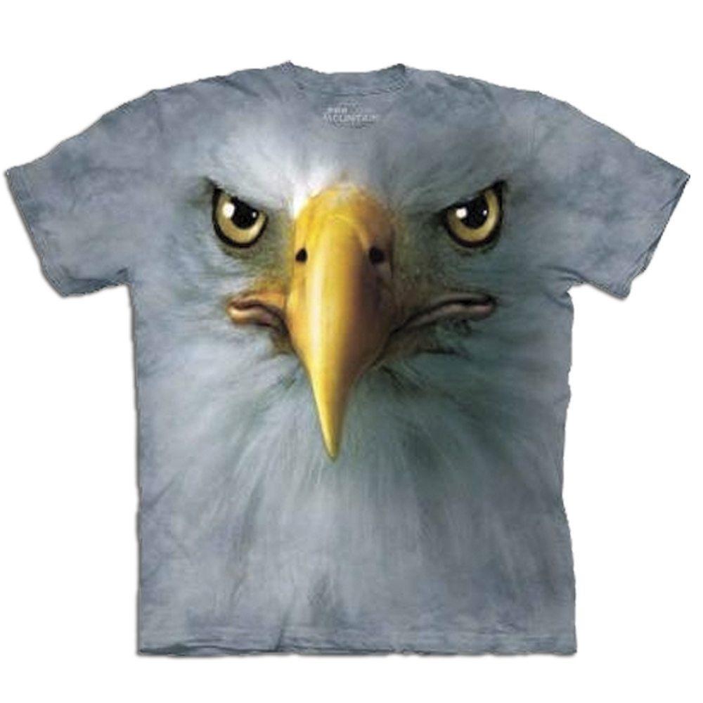 T-Shirt Big Face Adler