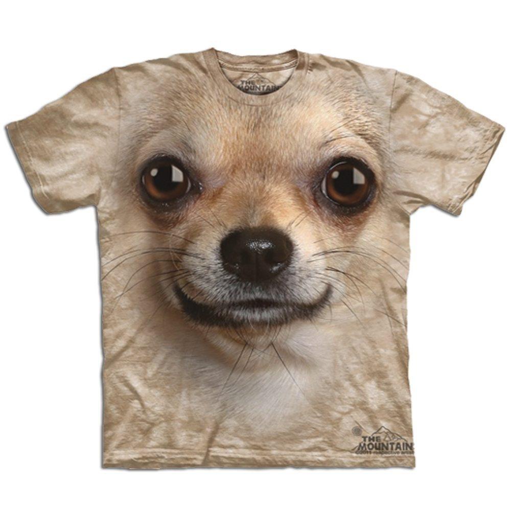 T-Shirt Big Face Chihuahua