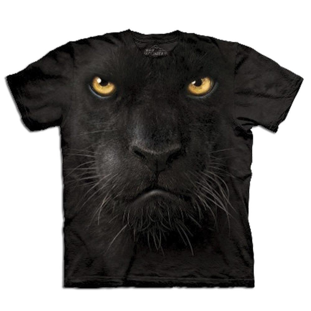 T-Shirt Big Face Panther