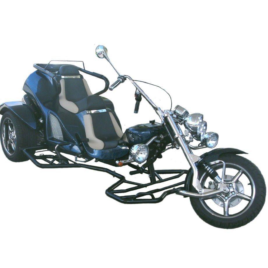 T2 Boom Trike Thunderbird fahren - Braunschweig