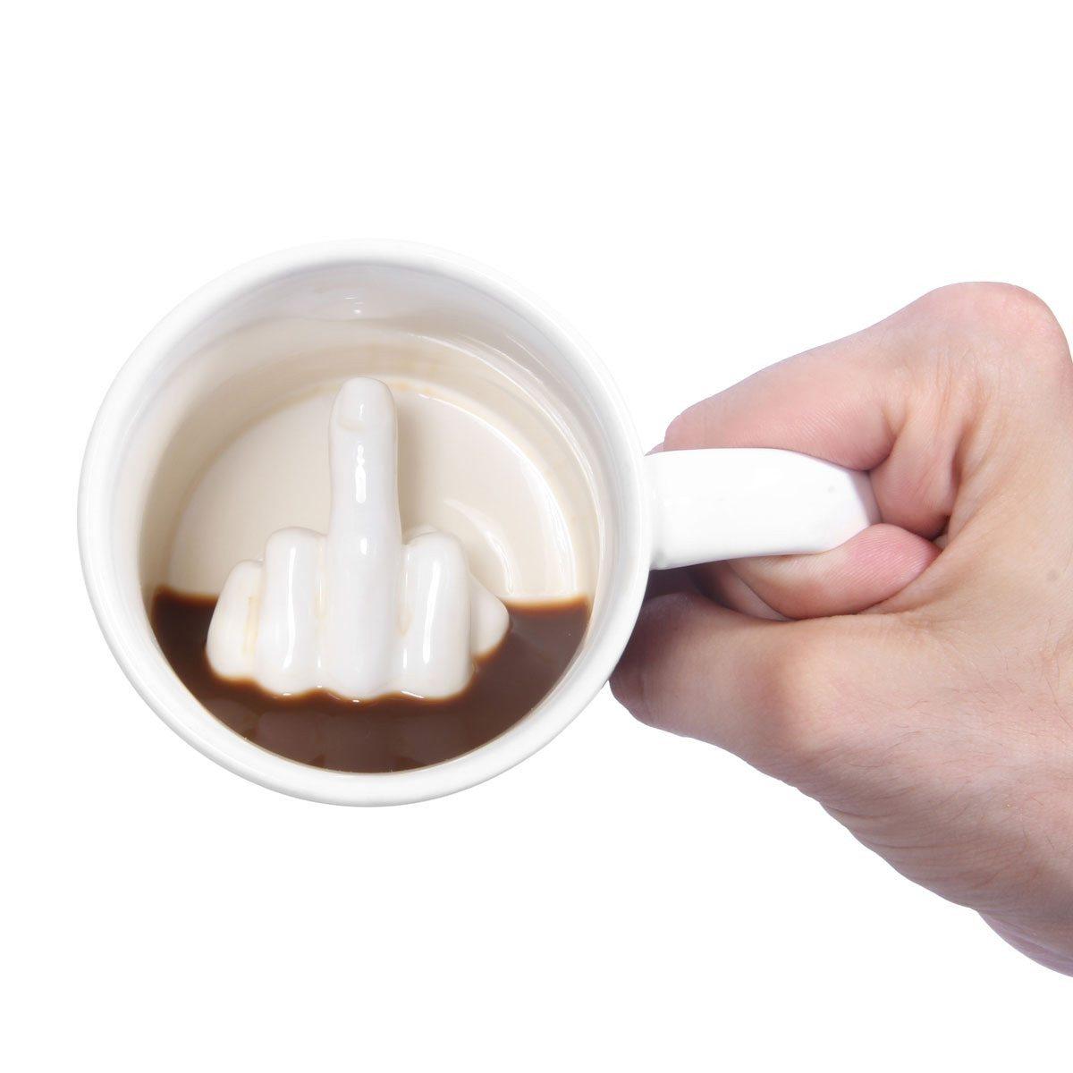 Tasse - Up Yours Mug