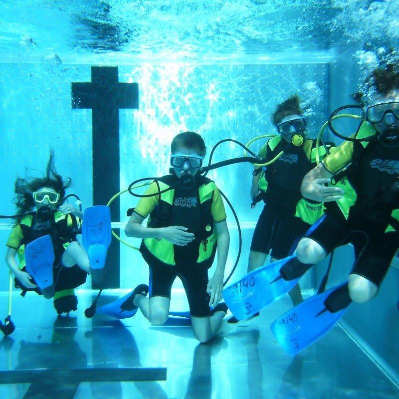 "Tauchkurs ""PADI Open Water Diver"" – Winkelhaid"