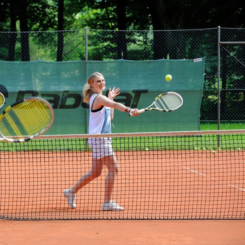Tennis-Trainingswochenende mit Wellness – Waging am See