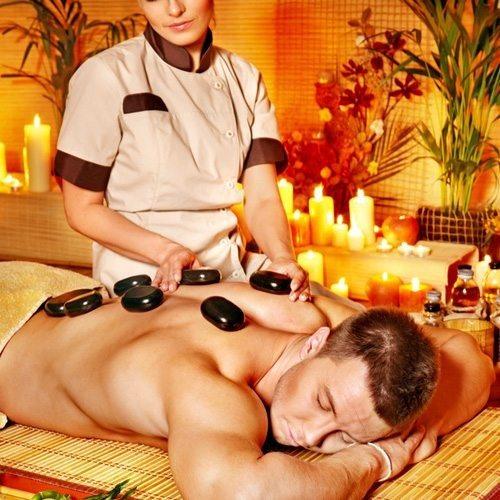 Thai Aroma-Ölmassage mit Hot Stones - 60 min  - Dortmund