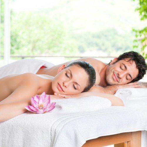 Thai Massage für 2 Personen - Essen