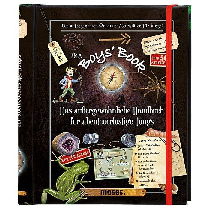 The Boys' Book - Das coole Handbuch für Jungs