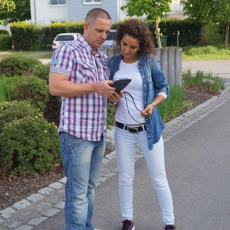 The Target - GPS-Verfolgungsjagd - Konstanz