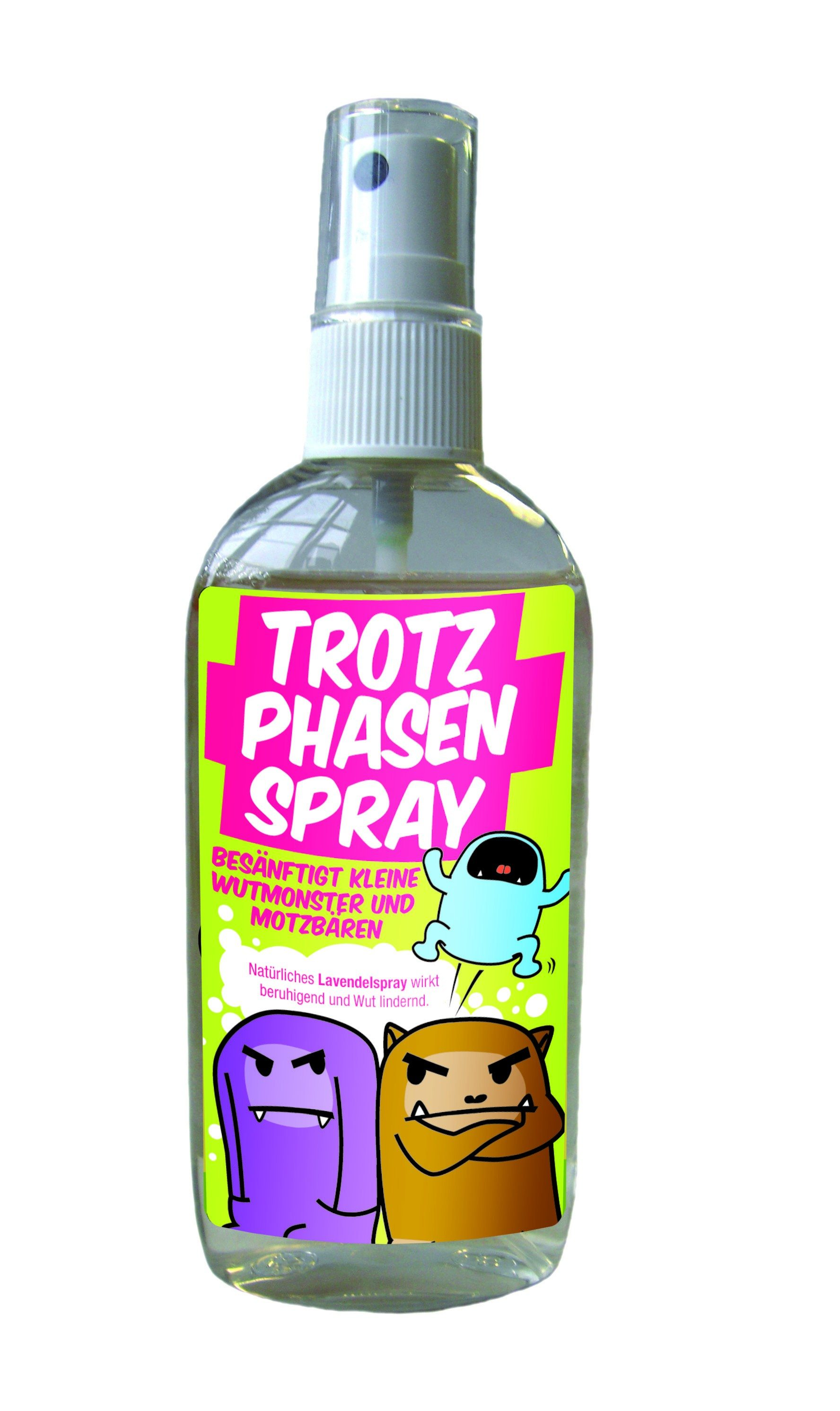 Trotz-Phasen Spray