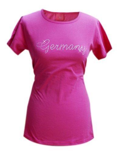 Tussi on Tour – Girly Shirt mit Strass