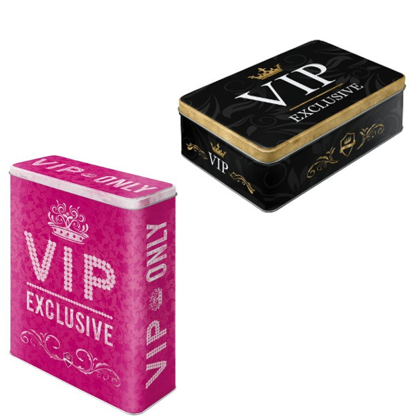 "Vorratsdose ""VIP-Exclusive"""