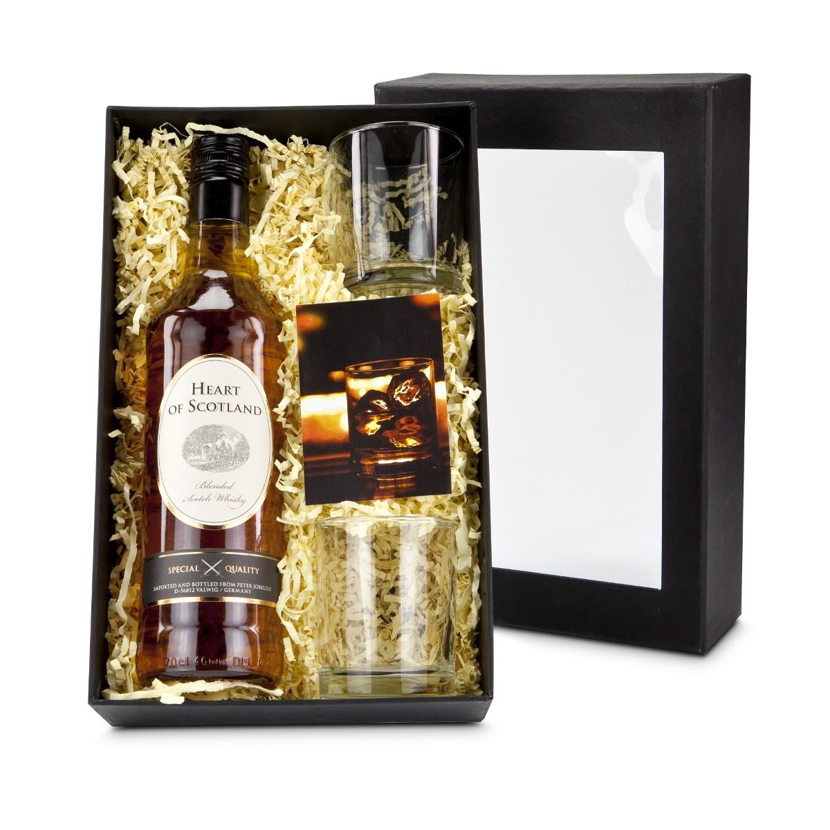 "Whisky-Set ""Heart of Scotland"""