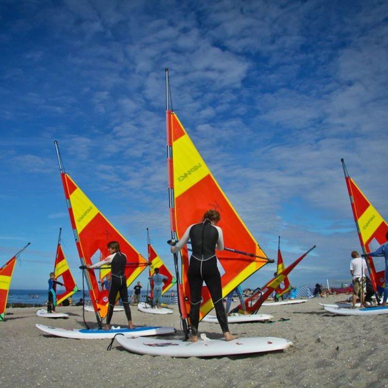 Windsurf-Camp - Zingst