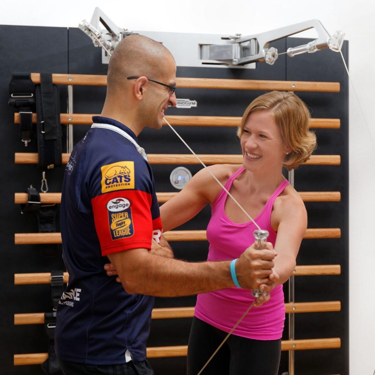 Zirkeltraining für 4-5 mit Personal Training – Wiesbaden
