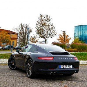1 Tag Porsche 911 Carrera S fahren - 200 km inkl. - München