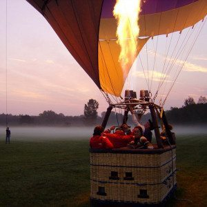 Ballonfahren - Raum Bremen