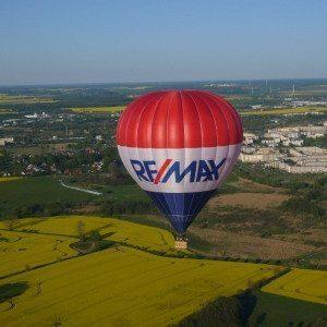 Ballonfahren - Raum Rostock