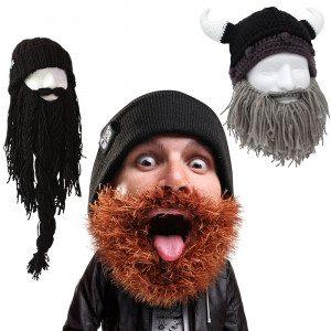 Beard Heads - Mützen mit Bart