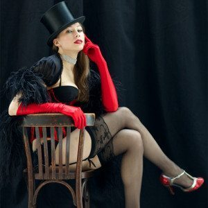 Burlesque Workshop  - bis zu 8 Personen - Halle