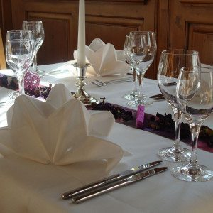 Candle-Light-Dinner de luxe für 2 – Ehingen (Donau)