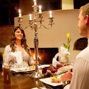Candle-Light-Dinner für 2 - Raum Münster