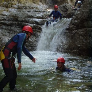 Canyoning-Tour – Bad Tölz
