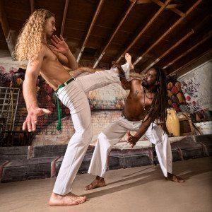 Capoeira Angola Tanzkurs-10er - Berlin