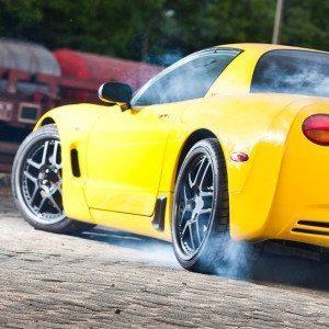 Corvette C5 Z06 fahren - Köln