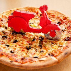 Der Pizza Scooter