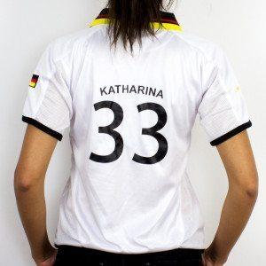 Deutschland-Trikot Damen