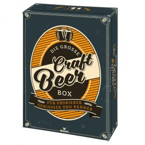 Die große Craft-Beer-Box für Probierer, Genießer und Kenner