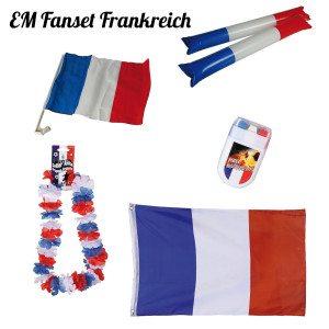 "EM-Fanset ""Frankreich"""